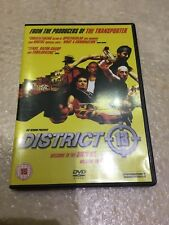 District 13 [DVD] Martial Arts From Producers of Transporter