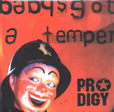 ★☆★ CD SINGLE PRODIGY Baby's got a temper CARD SLEEVE 2-Track ★☆★