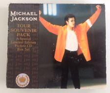 "Michael Jackson ""Tour Souvenir Pack"" Limited Edition Box, Used"