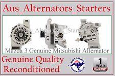 GENUINE QUALITY Alternator fit Mazda 3 BK BL LFDE 2.0L 03-13 Mazda 5