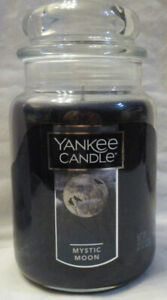 Yankee Candle Large Jar Candle 110-150 hrs 22 oz Halloween MYSTIC MOON