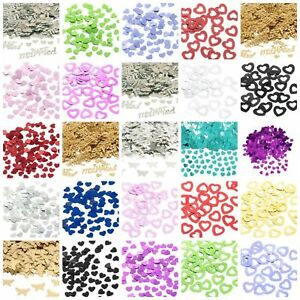 PARTY FOIL TABLE CONFETTI - SCATTER / SPRINKLE / DECORATION - WEDDING CHRISTMAS
