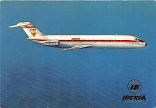 B71659 Iberia Jet Douglas DC-9 airplane Spain