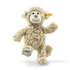 STEIFF Affe Soft Cuddly Friend Bingo 20 cm beige kuschlig Plüschaffe Äffchen
