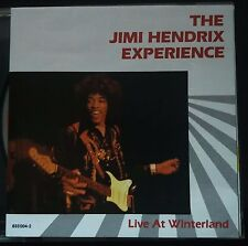 The Jimi Hendrix Experience – Live At Winterland CD Polydor 1987  NM