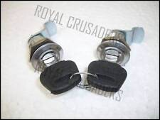 NEW TOOL BOX LOCKS PAIR SUITABLE FOR ROYAL ENFIELD @JUSTROYAL