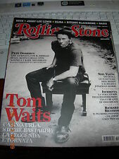 ROLLING STONE 38 2006 TOM WAITS NEIL YOUNG BECK OASIS JERRY L. LEWIS SEX PISTOLS