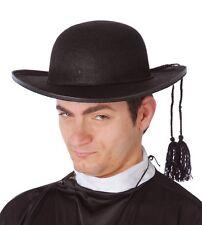 Accessori cappello PRETE, SACERDOTE, DON CAMILLO Carnevale g13087