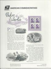 # 3166 PADRE FELIX VARELA, HUMANITARIAN  1997 Commemorative Panel
