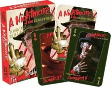 A Nightmare on Elm Street Playing Cards Deck