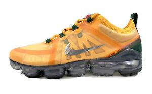 Nike Air Vapormax 2019 Mens Running Shoes Canyon Gold AR6631-700 Men Size 10