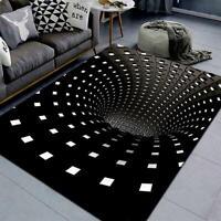 3D Illusion Carpet Floor Mat for Living Room Bedroom Doormats Area Rugs Decor