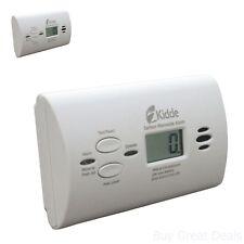 Home Carbon Monoxide Alarm Monitor Reader Alert Large Digital Display Tool New