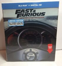 Fast and Furious:The Ultimate Ride Collection(Blu-ray Boxset+HD UV)7 Movies-NEW