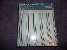 New in Package Living Quarters Full Size Sheet Set