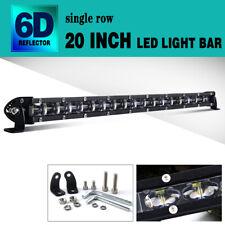"20"" 360W LED Arbeitsscheinwerfer Auto Offroad SUV Light bar Lichtleisten 12V 24V"