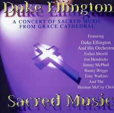 Duke Ellington - Concert of Sacred Music from Grace Cathedral [New CD]