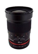Samyang 35? Mm F1 . 4 Lens
