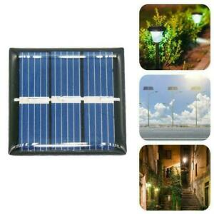 1.5V Mini Solar Panel Module For Battery Cell Phone DIY S5V0 UK J5F8 E7O4