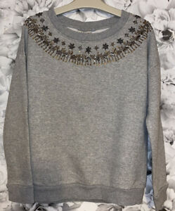 Girls Age 10 (9-10 Years) Next Sweater Top