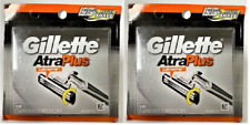 Gillette Atra Plus Refill Razor Blade Cartridges, 20 Count (Unboxed)