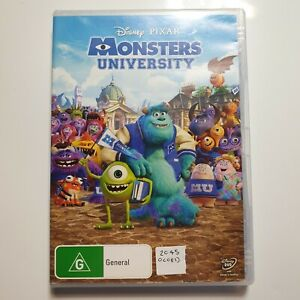 Monsters University | Disney | DVD Movie | Family/Comedy | Billy Crystal | 2003