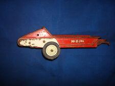 Vintage Tru Scale DieCast Farm Toy Manure Spreader