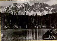 139498 lago di carezza col latemar