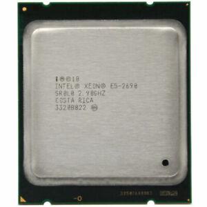 Intel Xeon E5-2690 8-Core 2.9GHz Processor SR0L0 *Pulled*