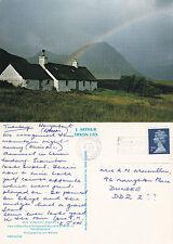 1991 MOOR OF RANNOCH ARGYLE & BUTE SCOTLAND COLOUR POSTCARD