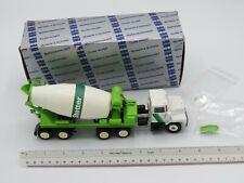 MACK Stetter Cement Mixer 1:50 CONRAD NIB Tandem Axle Semi