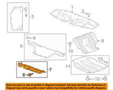GM OEM Splash Shield-Baffle Plate 20945231