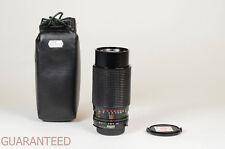 Polar lens 70-210 mm. F. 4 Manual Focus per Nikon - Garanzia Tuttofoto.com