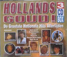 HOLLANDS GOUD !  - 3 CD