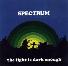LP SPECTRUM THE LIGHT IS DARK ENOUGH  VINYL PSYCH PROG