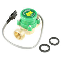 "G3/4""-3/4"" Thread Water Pump Flow Sensor Automatic Flow Switchs Pressure AC220V"