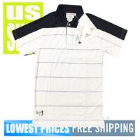 Lacoste Sport Boys NWT Polyester Eclipse Royal / Andry Roddick Polo Shirt SZ 8