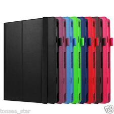 Folio Flip Leder Tablet Tasche Für Lenovo MIIX 310 Schutz Hülle Smart Case Cover