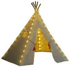 Teepee Lights by Natures Blossom - Battery Operated. Fits Most Kids Playhouses.