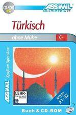 ASSiMiL Selbstlernkurs für Deutsche / Assimil Türkisch ohne Mühe von Gönen Güzey und Dominique Halbout (2005, Set mit diversen Artikeln)
