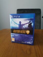 Guitar Hero Live PS4 Playstation 4 ** Game only **