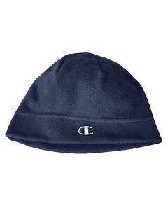 Champion Fleece Hat, UNISEX, Men's, Team, Sports, Skull Cap, Winter Beanie