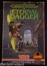 Eternal Dagger - Commodore 64 - SSI  CIB (1987)