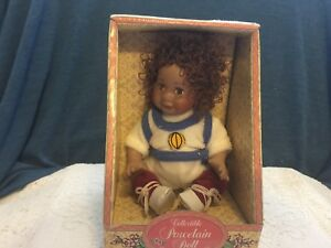 """Porcelain 6"""" doll By Kingstate The Prestige Collection"""