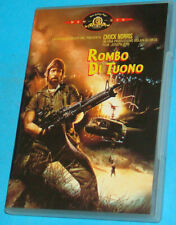 Rombo di Tuono - DVD