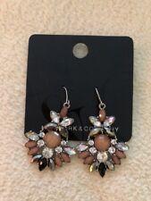 NEW - Women's - Earrings - by New York & Co. - Drop/Dangle - Hook