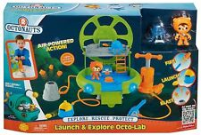 Fisher-Price Octonauts Launch and Explore Octo-Lab - New / Sealed