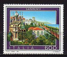 #2128 - Repubblica - Propaganda turistica, 1991 - Nuovo (** MNH) / Varietà