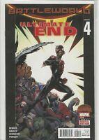 Battleworld  #4 Ultimate End Marvel Comic 1st Print 2015 unread NM