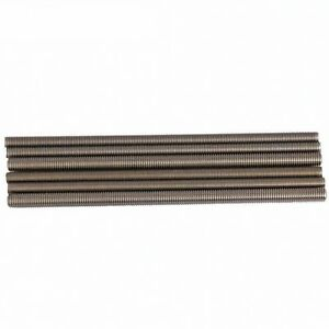 M6,8,10,12,14,16,18,20 304 STAINLESS STEEL FINE PITCH THREADED ROD BAR STUDS